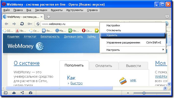 иконка вебмани: