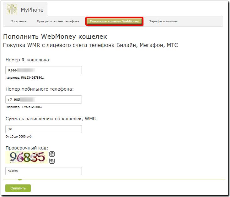 Изображение - Как с webmoney перевести деньги на телефон 171107171904_popolnenie_s_mobili_standard_2